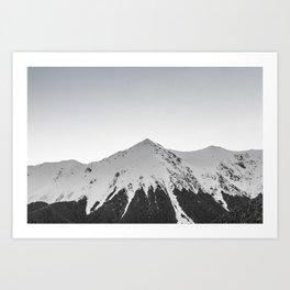 Mountain Top I Art Print