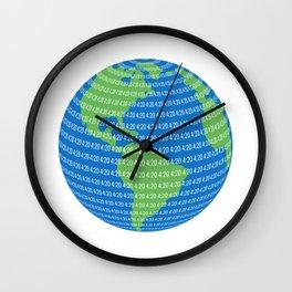 420 International Stoner Time Wall Clock