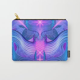 Dreaming Frequency Temple Carry-All Pouch