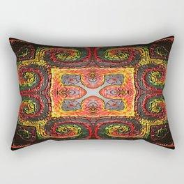 Formula X Rectangular Pillow