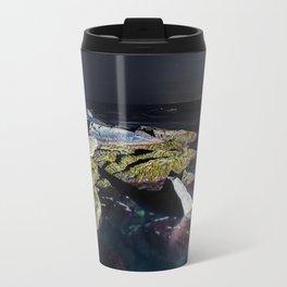 Mauve Blanket Travel Mug