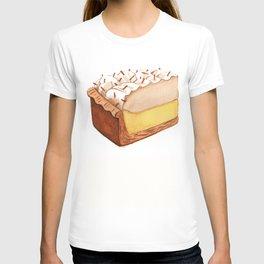 Coconut Cream Pie Slice T-shirt