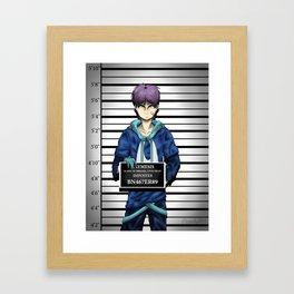 IMPOSTER Framed Art Print