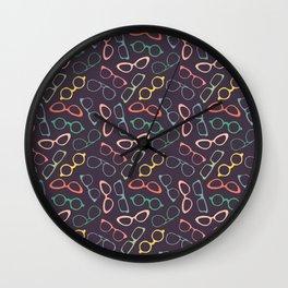 Sunnies Wall Clock