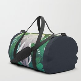 Elephant Jungle Sanctuary Duffle Bag