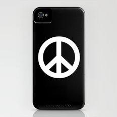 Peace iPhone (4, 4s) Slim Case
