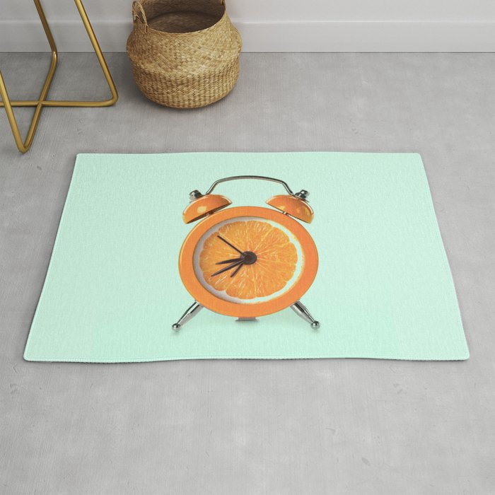 CLOCKWORK ORANGE Rug