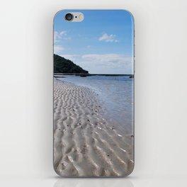 Wavy sand - Ellie Wen iPhone Skin
