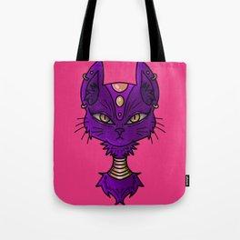 Royal Cat Tote Bag
