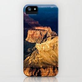 Mather Point at Sunrise. Grand Canyon. Arizona USA iPhone Case