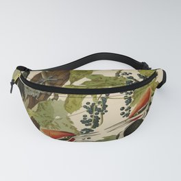 111 Pileated Woodpecker Fanny Pack
