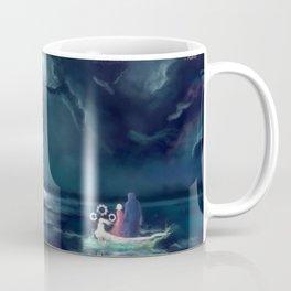 Night III - Moonsail Coffee Mug