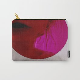 Blood and Kisses Carry-All Pouch