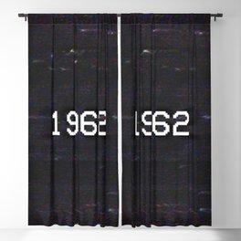1962 Blackout Curtain
