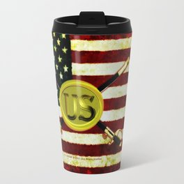 US CAVALREY - 020 Travel Mug