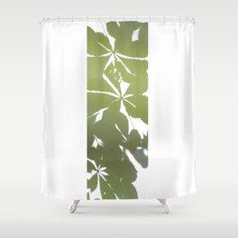 #Forest shadows Shower Curtain