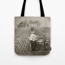 Dr. Pierce, Snakeoil Salesman Tote Bag