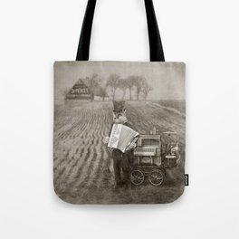 Dr. Pierce, Snakeoil Salesman Tote Bag