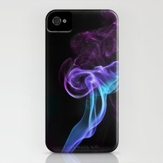 colored smoke iPhone (4, 4s) Slim Case