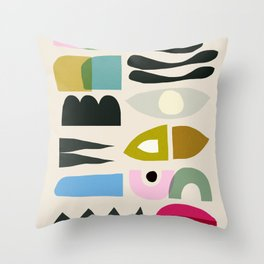 Nord 2 Throw Pillow