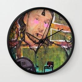 Heeeere's Jonny!//Jonny Craig Wall Clock