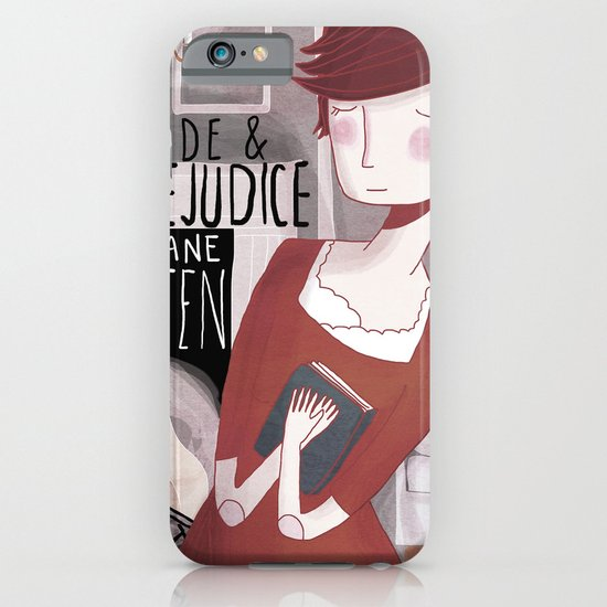 Pride and Prejudice iPhone & iPod Case