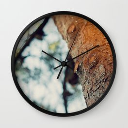 Crying Spring Wall Clock