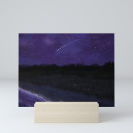 First Frost - After Sunset Mini Art Print