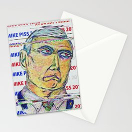 MIKE PISS 2016 Stationery Cards