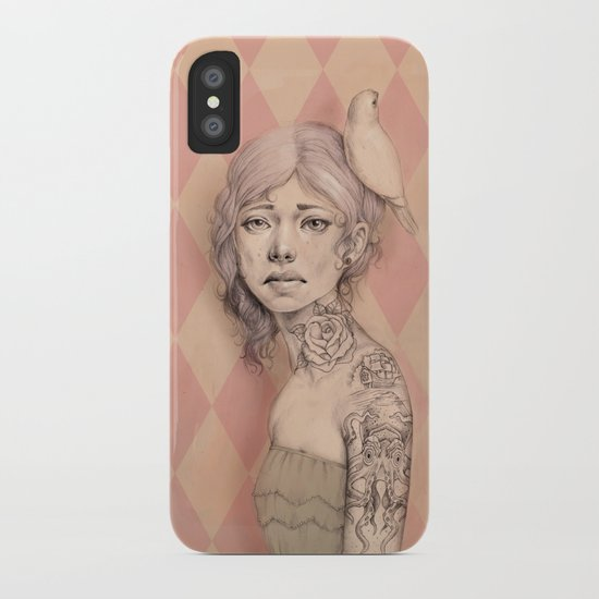 Mathilda iPhone Case