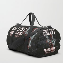 Destroy Organics Duffle Bag