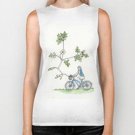 Bicycle Basket Biker Tank