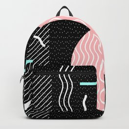 Memphis Summer Night Backpack