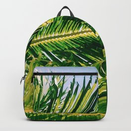 Isla Palm Backpack
