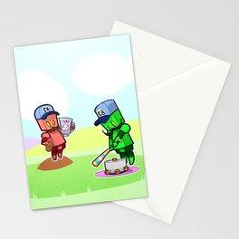 Base-bots Stationery Cards