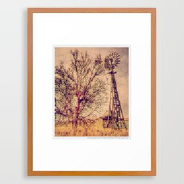 Visual Framed Art Print