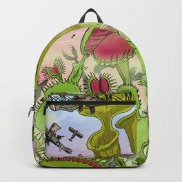 Plants Vs Planes Backpack