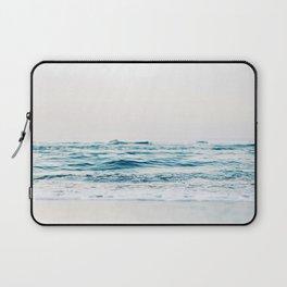 Sea water blue 8 Laptop Sleeve