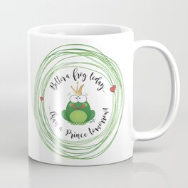 Funny Frog || Better a frog today... || Hen Party || Engagement || Funny gift Coffee Mug