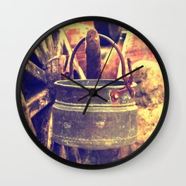 old copper case Wall Clock