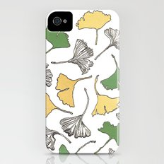 The Gingko Remains iPhone (4, 4s) Slim Case