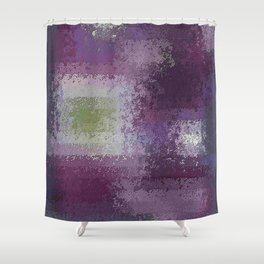 Abstract 06 Shower Curtain