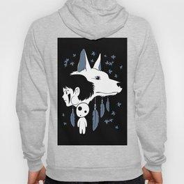 Anime Noke Wolf Hoody