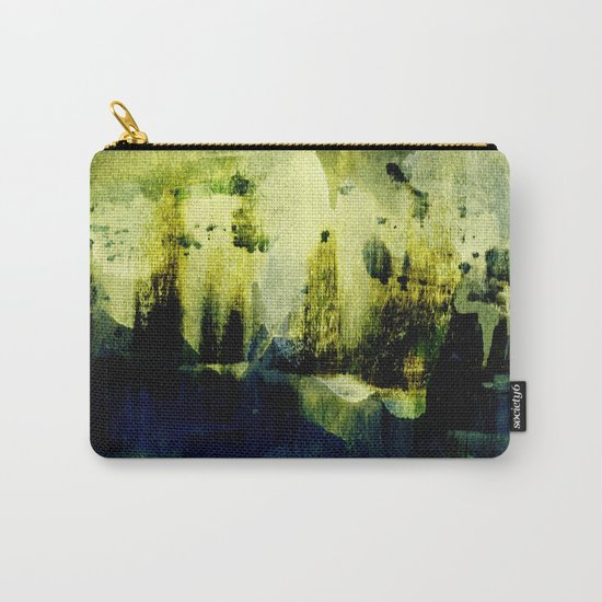abstract landscape with light Carry-All Pouch