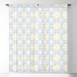 Beige Moroccan Tiles Spanish Tiles Bathroom Tile Decal Cottage Chic Portuguese tiles Blackout Curtain