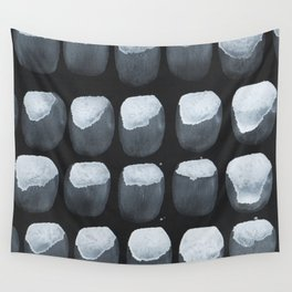 Black Oysters  Wall Tapestry