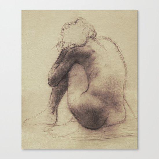 Repose Canvas Print