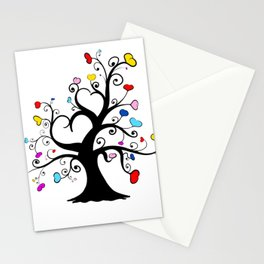 Love Blossoms - Adolescence Stationery Cards