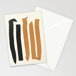 abstract minimal 54 Stationery Cards