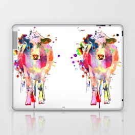 Colored Cow Laptop & iPad Skin